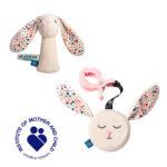 Bunny rattle EN