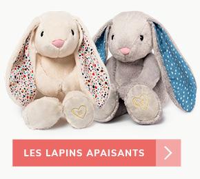 Whisbear les lapins apaisants