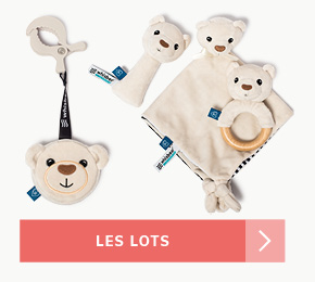 Whisbear lots pour offrir