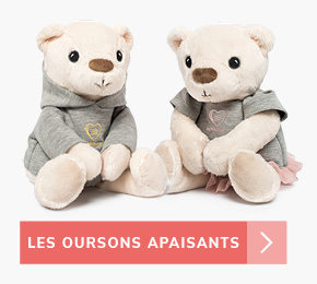 Whisbear les oursons apaisants