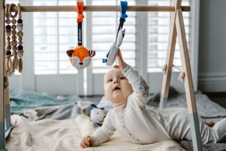 Co robić, gdy dziecko budzi się w nocy z płaczem?