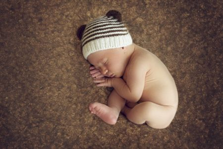 Wzrok u maluszka – co widzi a czego nie tuż po urodzeniu