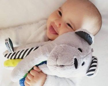 mamaneveille.com: Trouver le sommeil de bébé avec Whisbear