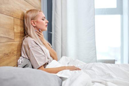 Jak nie zarazić niemowlaka bólem gardła