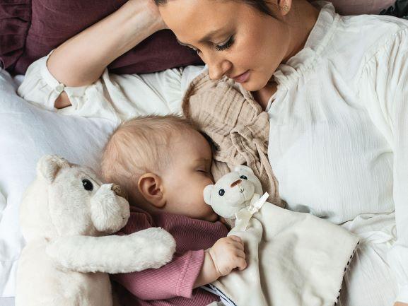 Dlaczego niemowlę nie chce spać – rozmowa z ekspertką