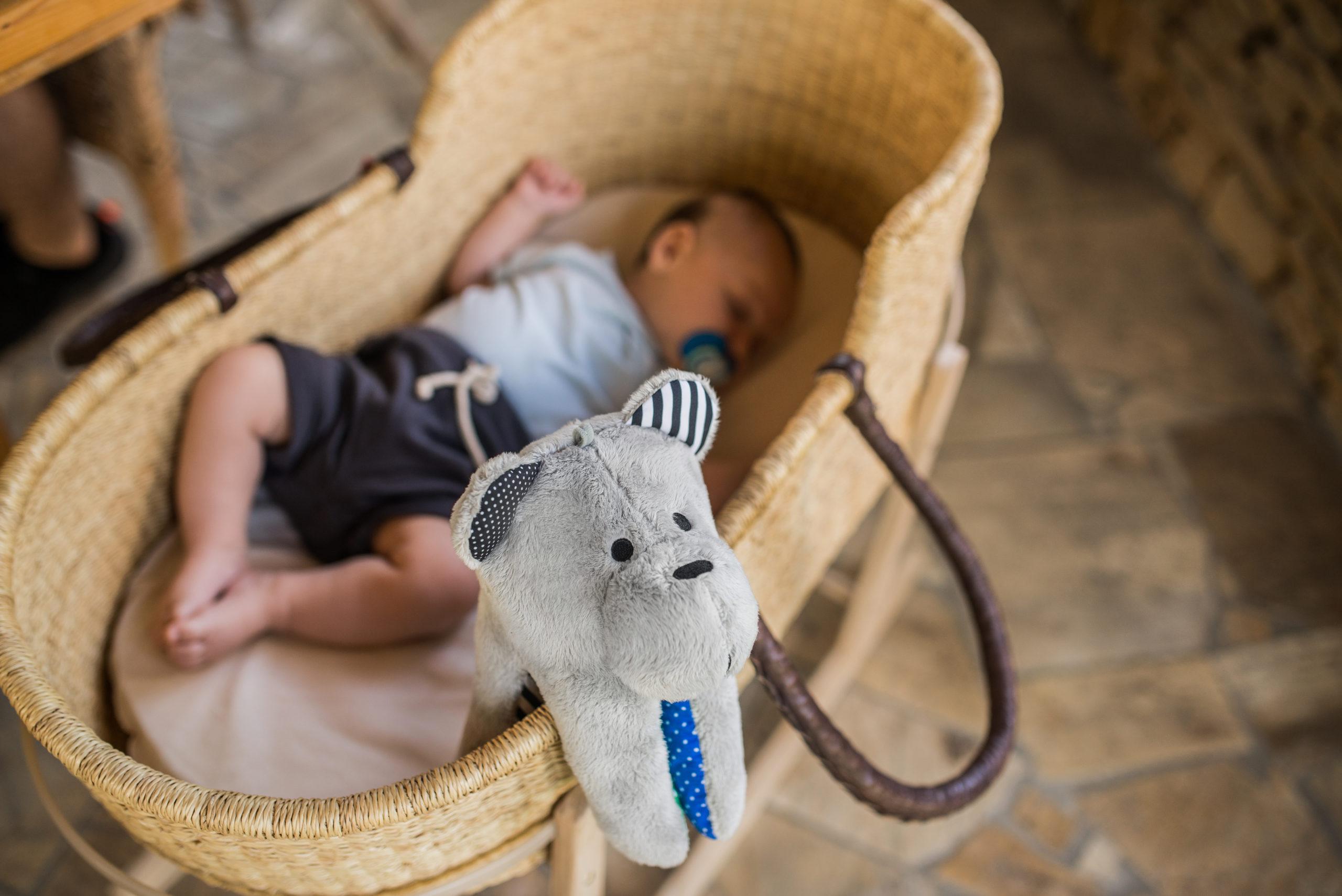 fazy snu niemowlaka