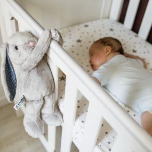 Sposoby na zwiększenie ilości godzin przespanych przez dziecko