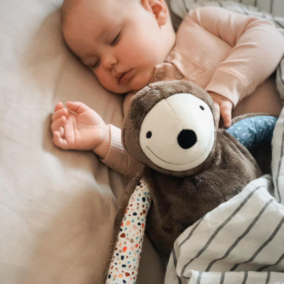 Ile powinien spać maluch?