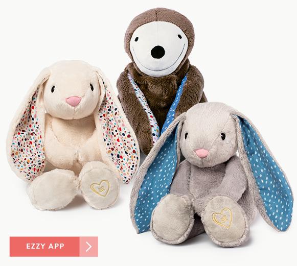 Whisbear summendes Spielzeug ezzy