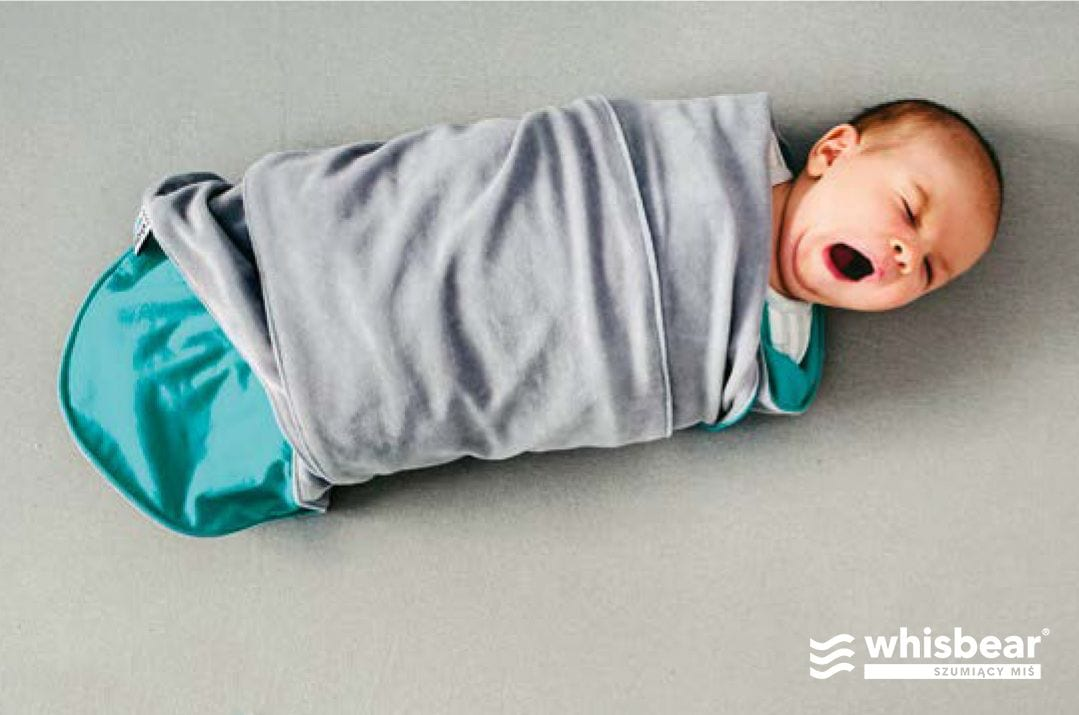 12 sposobów, by uspokoić niemowlę