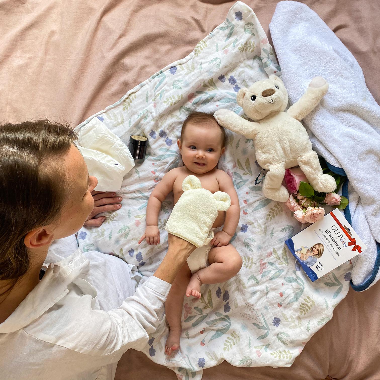 Codzienna pielęgnacja niemowlęcia - co musisz wiedzieć?