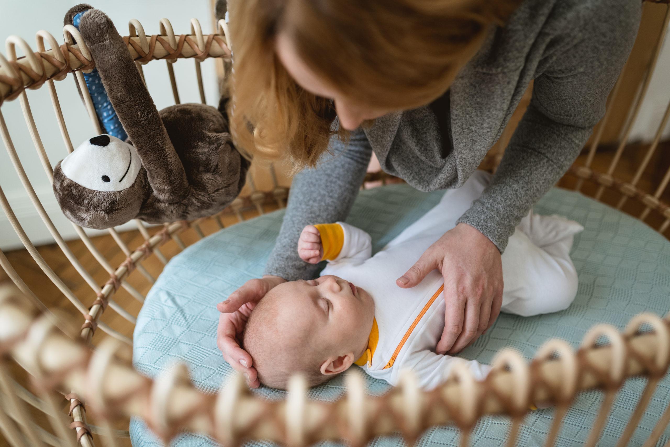 Ćwiczenia z niemowlakiem, które wpłyną na jego prawidłowy rozwój i zbliżą Was do siebie